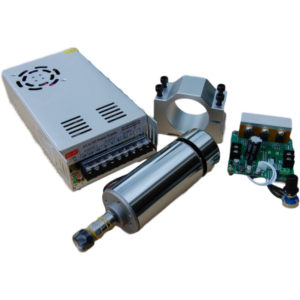 400W Spindle Kit