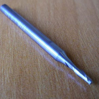 End Mill: 1/16″ 2 Flute