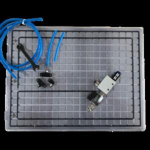 Vacuum Clamping Fixture with Vacuum Generator
