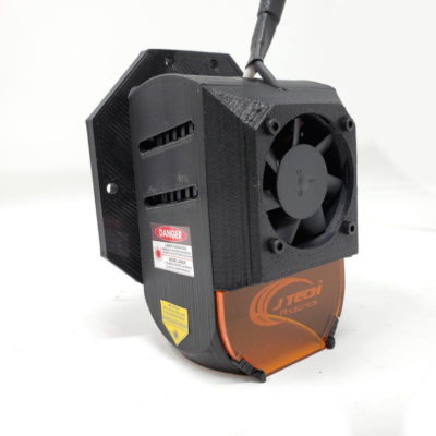 Premium Super 7 Watt Laser with High Resolution Lens