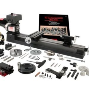 17″ Manual Lathe with Accessory Package
