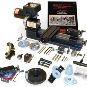 8″ Manual Lathe with Accessory Package